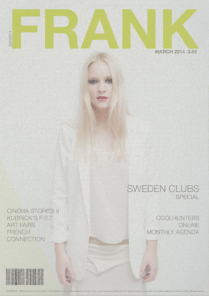 FRANK Magazine nº3